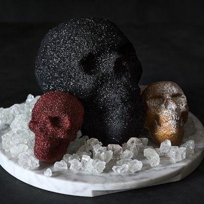 Nordic Ware Halloween Skull Cake Pan #williamssonoma