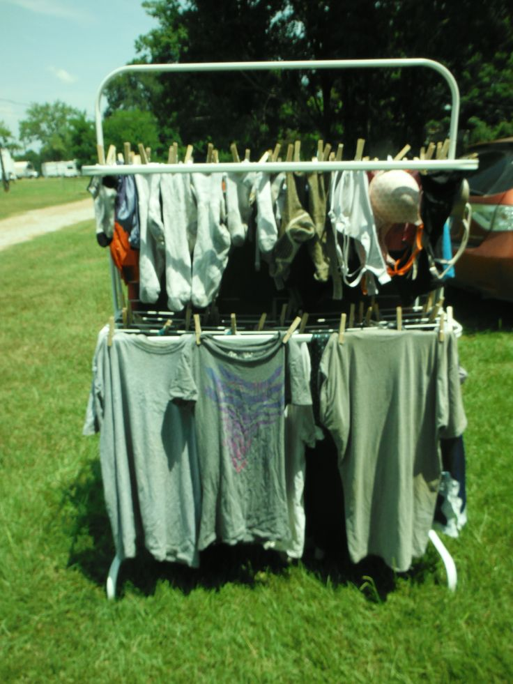 Washing Clothes by Hand and Tips for Line Drying - just in case ;)
