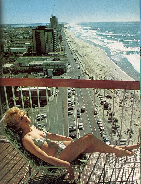 gold coast girl, 1973