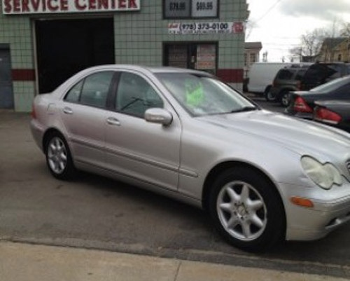 Used 2004 #Mercedes_benz C class C240 #Sedan_Car in Haverhill @ http://www.ttcars.net