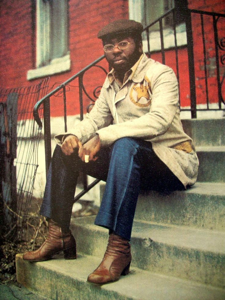 Curtis Mayfield - More than any other musician , this man was a musical genius…