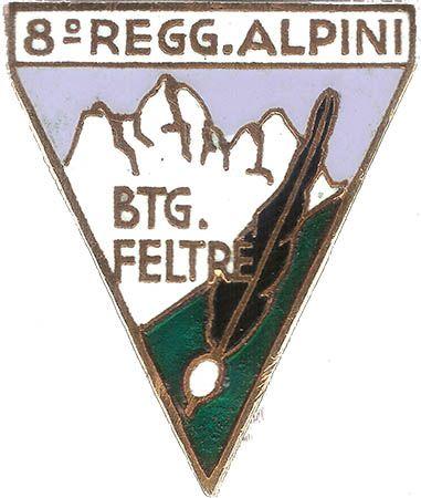 Vecio.it - La storia degli Alpini nel web - Battaglione Alpini Feltre