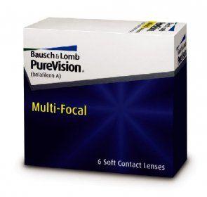 Progressive Kontaktlinsen