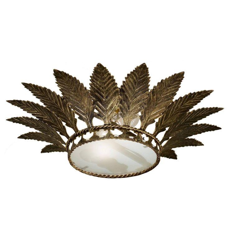 Palm Tree Floor Lamp
