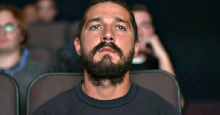Watch Shia LaBeouf Watch All of His Movies Live Right Now -- Shia LaBeouf is participating in an epic movie marathon, and you can watch him watch himself live from New York. -- http://movieweb.com/shia-labeouf-all-my-movies-project-video/