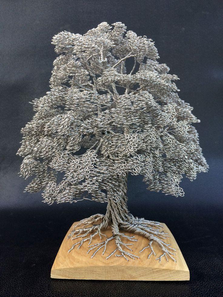 Одно дерево — один моток проволоки. Ода кропотливому ручному труду