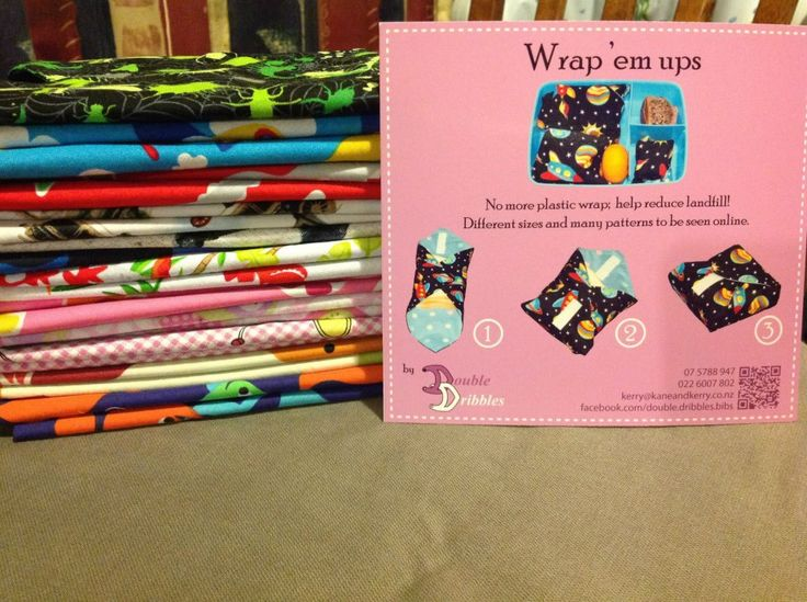 Wrap em ups