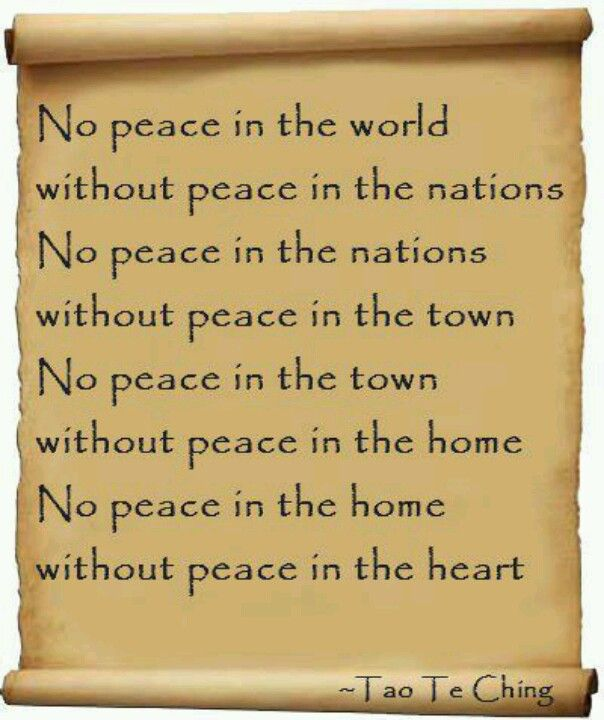 "And ""Peace in the Heart""  is based on contentment, gratitude and compassion for others."