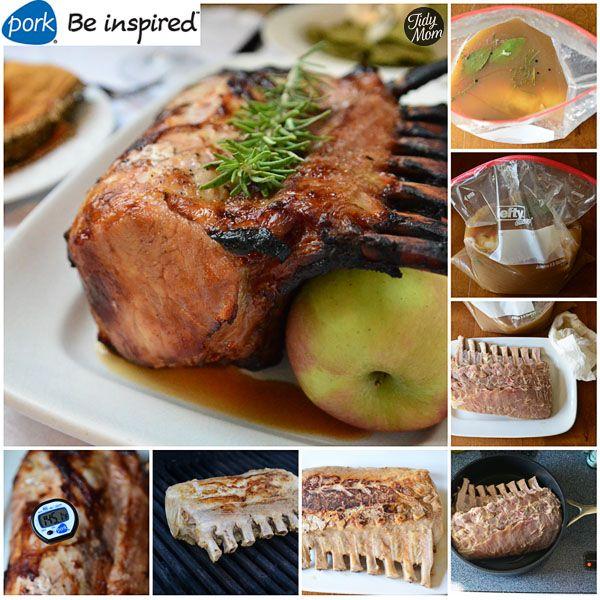 Rack of pork recipes food network