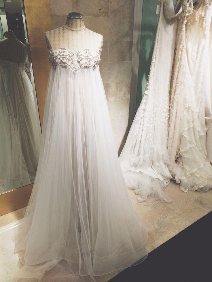 Best 25 israeli wedding dress designer ideas on pinterest for Custom wedding dress dallas