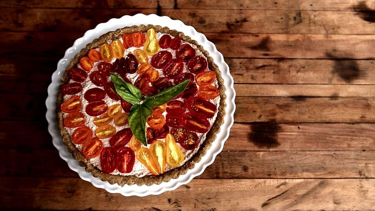 As easy as pie. Only, it's a #tart. Check this #recipe on alloverhealthy.com
