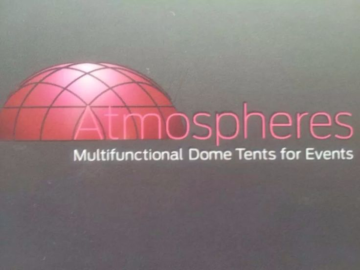 Logo Atmospheres Tents and Events