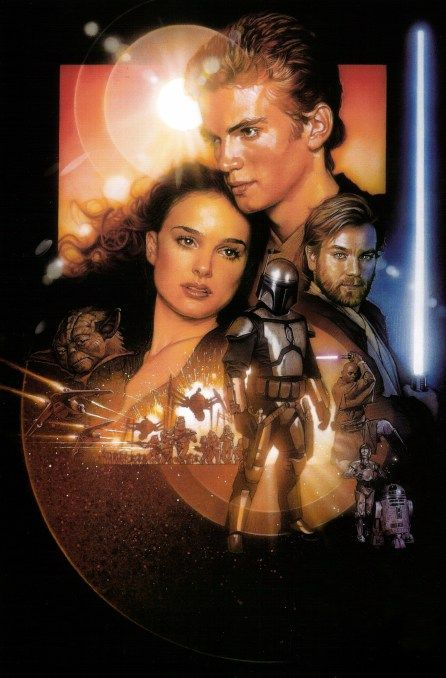 Star Wars - Episode II Attack of the Clones