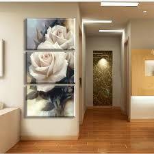 Resultado de imagem para flores para pintura em tela