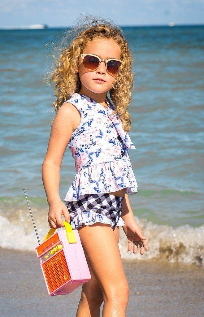 a61c5c42455 Amelia Swimsuit | Be Girl Clothing | Swimsuits, Kids swimwear, Swimwear