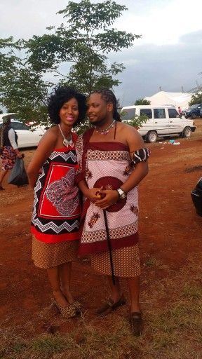 For the Love of Swaziland, it's culture and traditions.