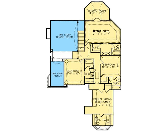 96 best house plans i love images on pinterest home for House plans with guest suite