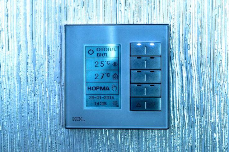 Пожалуй самая функциональная✅ и популярная у наших заказчиков #DLP #панель от #HDL. Управление всеми возможными нагрузками: #освещение , #диммирование #отопление #кондиционирование, управление #шторами #карнизами #жалюзи и другими нагрузками  7️⃣ динамических страниц, квадратный европейский стиль✔ , встроенный ИК приемник,✔ термостат PID регулирование, датчик температуры, управление Z-Audio,✔ системой отопления, кондиционирования, безопасности✔ Двойной клик, сценарии до 99 событий…