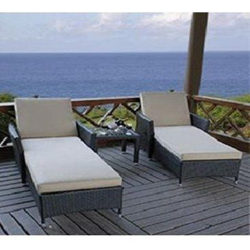 12 best patio furniture accessories patio furniture for Chaise longue toulouse
