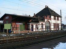 Kassel–Warburg Railway, Germany