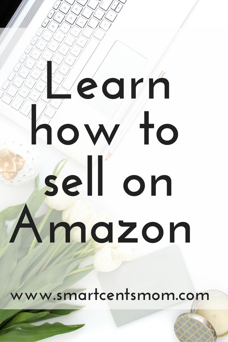 How to sell on Amazon | work from home jobs | earn extra income (affiliate link)