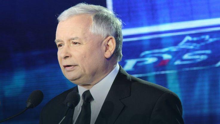 Po wycieku stenogramów Jarosław Kaczyński zawiadamia o przestępstwie #Smoleńsk #katastrofa