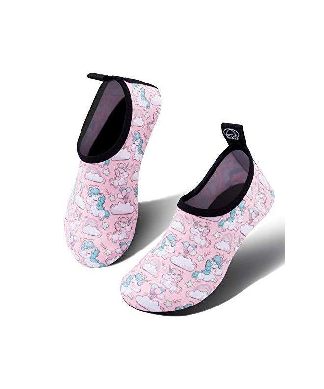 Boys Girls' Water Aqua Shoes Swimming Pool Beach Sports Quick Drying Socks  307 Unicorn 11~12 - CT18HLKUI0N   Water shoes for kids, Girls water shoes,  Girls shoes