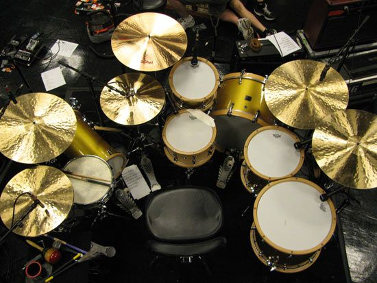 Steve Jordan kit