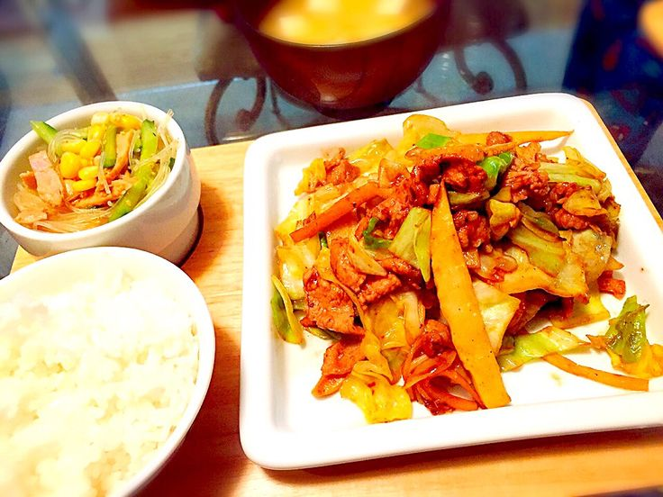 hoikouro&rice