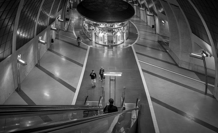 https://flic.kr/p/CTSNp8 | Future Subway Cologne | U-Bahn Station Köln