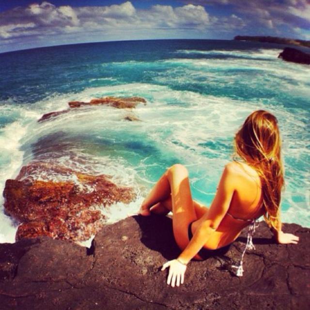 : Pink Summer, Summer Beaches, Ocean Beaches, The Ocean, Dream Job, Summer Lovin, Beaches Vacations, Summertime, Summer Time