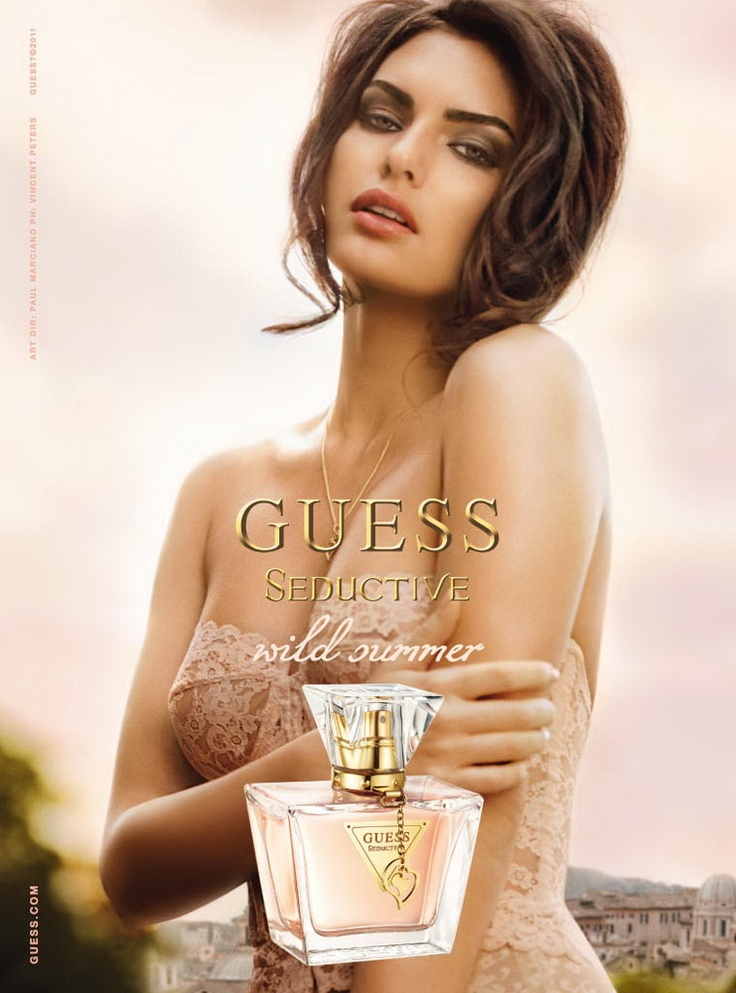 Images de Parfums - Guess : Guess Seductive Wild Summer
