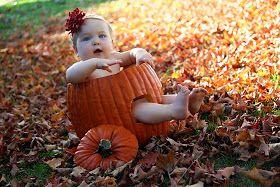 Enjoy This Moment: My Lil Pumpkin