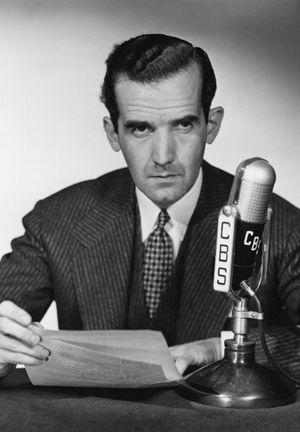 Edward R. Murrow, my inspiration as a journalist