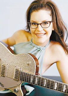 Lisa Loeb, great voice