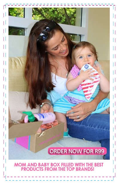 Gemgem is an online subscription service that gives you the chance to conveniently try out beauty and baby care products.     Your Gembox will include products and goodies to keep you updated on the latest and best mommy approved products available.     Order yours today for only R99 and have it delivered directly to your door! ♥ www.gemgem.co.za