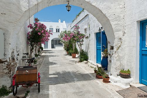Life goal - spend a month (or two or three!) living on a Greek Island