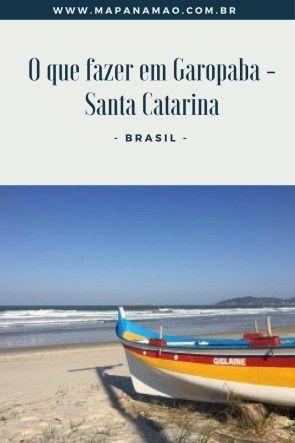 Garopaba é uma cidade imperdível de Santa Catarina. Te convido a conhecer e a ler este post com o que fazer em Garopaba.