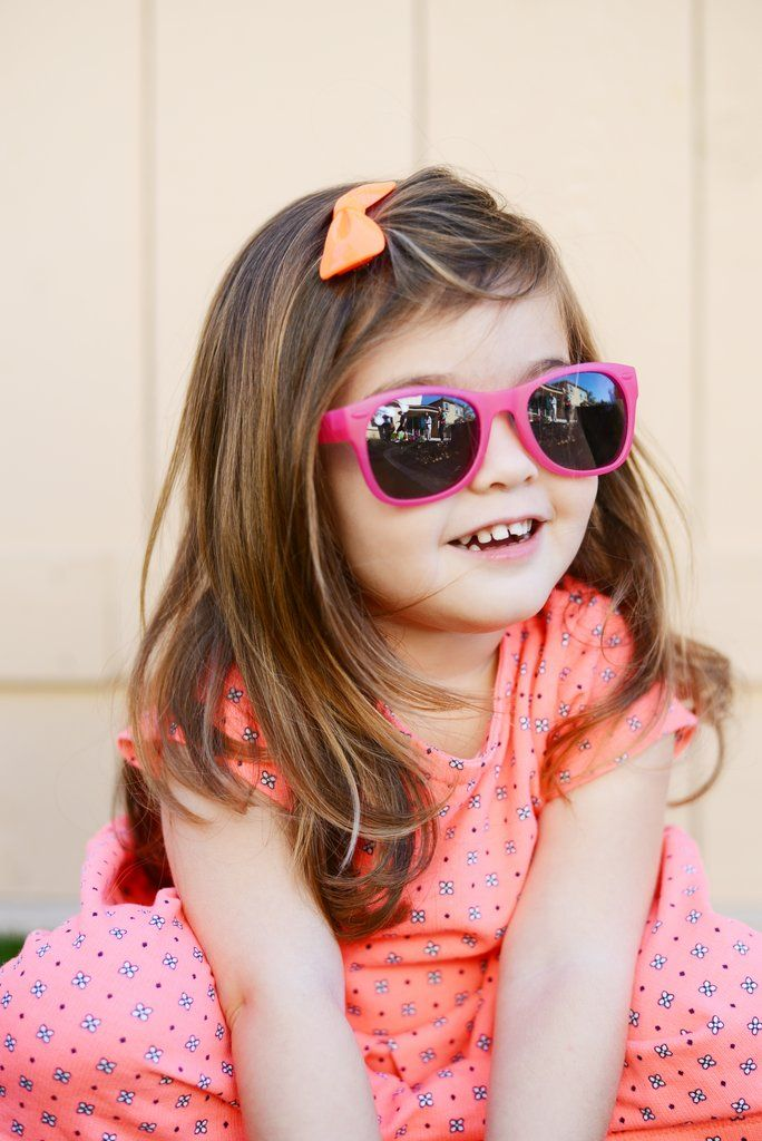 376e2c70b7e kelly kapowski pink toddler shades - ro•sham•bo baby sunglasses