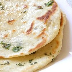 An Indian flatbread with a delicious difference. You will never buy another naan from the store again.