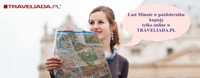 Last Minute, wycieczki i wakacje w październiku do ciepłych krajów - rezerwuj oferty w październiku.