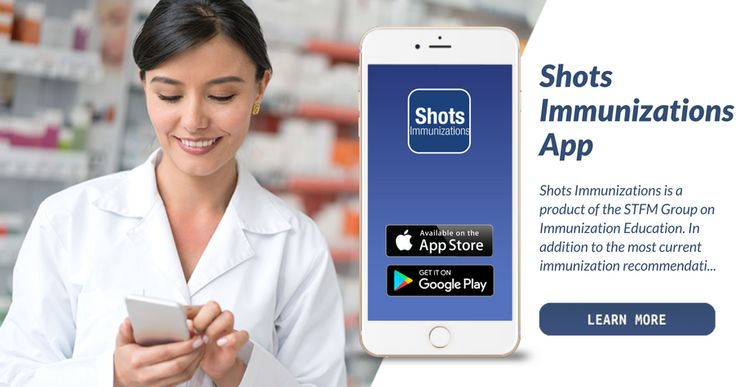 Keep yourself up-to-date with current immunization recommendations using the Shots Immunizations app!