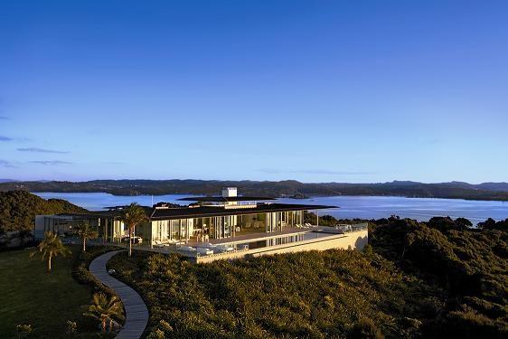 Rahimoana Villa, Eagles Nest, New Zealand