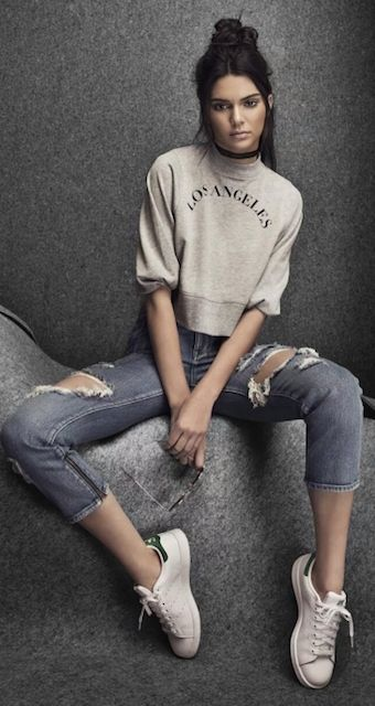 Inspirez vous du look créé par Kendall Jenner lors de sa nouvelle collection Kendall + Kylie pour Pacsun !