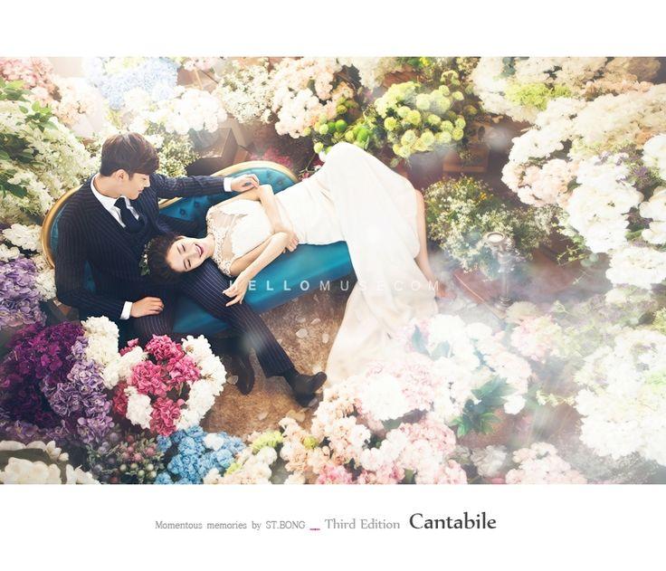 Hello Muse Wedding-Korean style pre wedding session