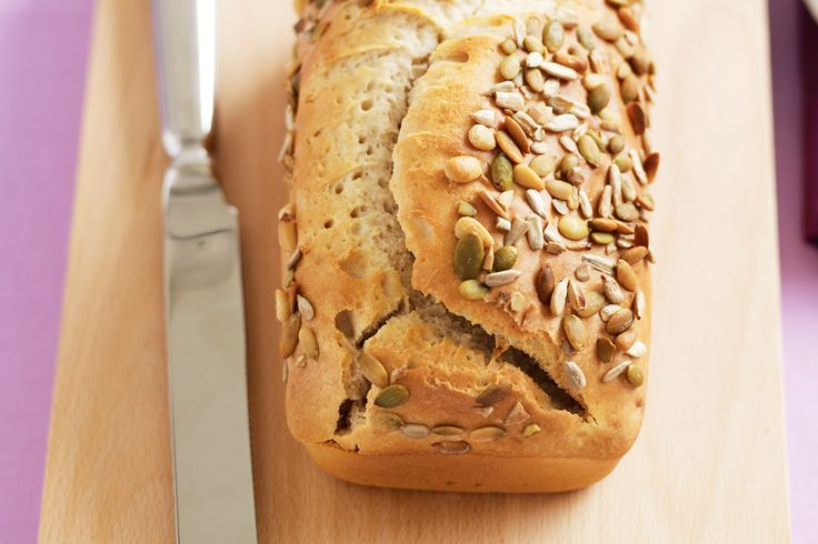 There's no need to miss out the joys of delicious bread with this gluten-free buckwheat bread recipe. See notes section for Low FODMAP diet tip.