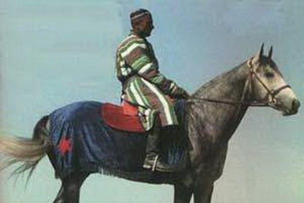 Rase de cai: rasa Karabair