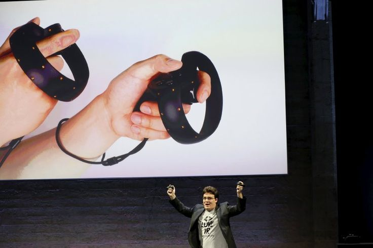 Abgang von Palmer Luckey: Oculus-Gründer verlässt Facebook: Palmer Luckey hat die Firma hinter der Virtual-Reality-Brille Oculus Rift…