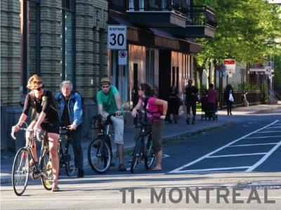 11. Montreal, Canada (tie)
