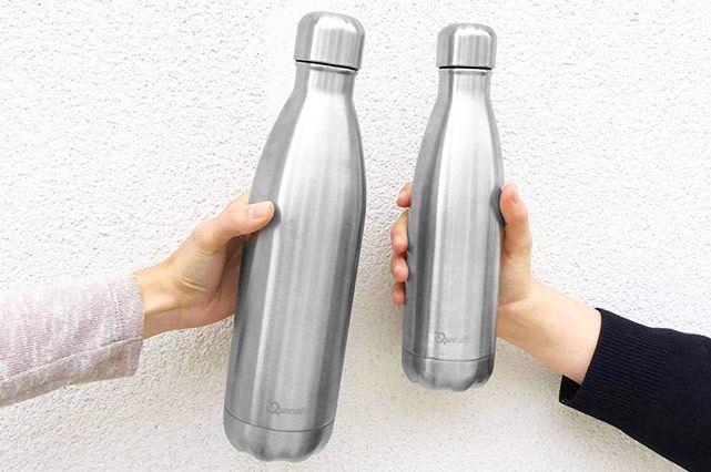 epingle sur gourdes et bouteilles
